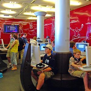 Интернет-кафе Басьяновского