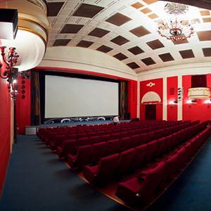 Кинотеатры Басьяновского