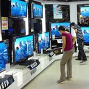 Магазины электроники Басьяновского
