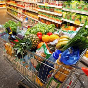 Магазины продуктов Басьяновского