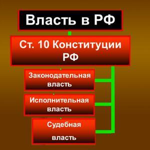 Органы власти Басьяновского