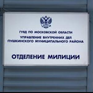 Отделения полиции Басьяновского