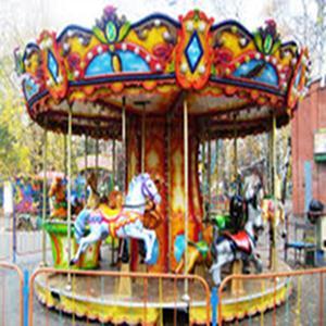 Парки культуры и отдыха Басьяновского