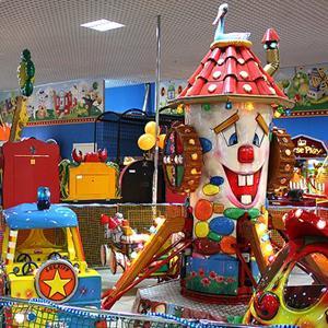 Развлекательные центры Басьяновского