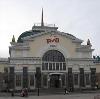 Железнодорожные вокзалы в Басьяновском