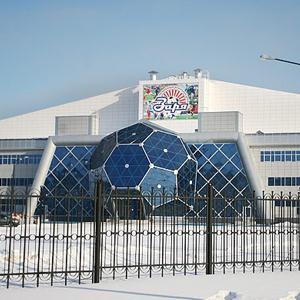 Спортивные комплексы Басьяновского