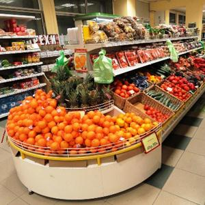Супермаркеты Басьяновского
