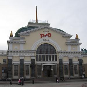Железнодорожные вокзалы Басьяновского